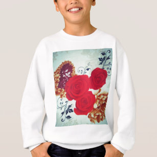 Flowers Blooming Sweatshirt