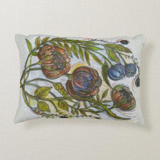 Flowers (d) - pillow