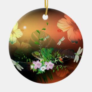 Flowers Ornament