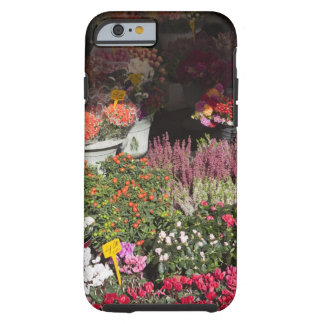 flowers displayed for sale in the Campo de' Tough iPhone 6 Case