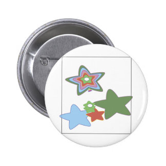 flowers-easter pinback button