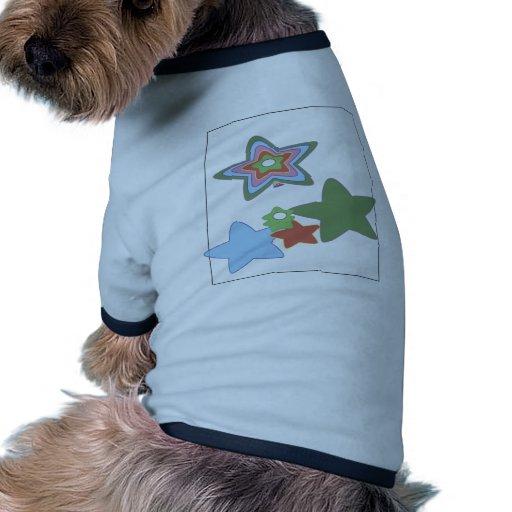 flowers-easter pet tee shirt