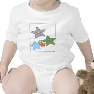 flowers-easter baby bodysuit
