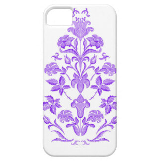 Flowers embroidery iPhone 5 case
