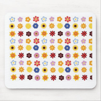flowers,flowers and more flowers! mouse pad