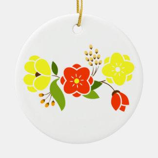 Flowers flowers ornaments