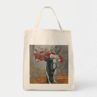 Flowers for Hana Canvas Bag