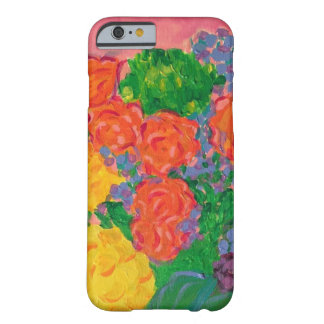 Flowers for Karen Barely There iPhone 6 Case