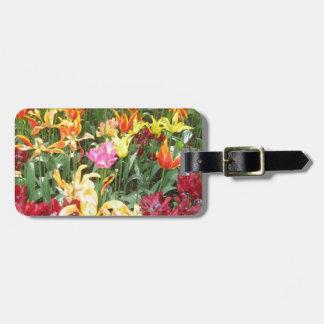 Flowers from Holland, Keukenhof Bag Tag