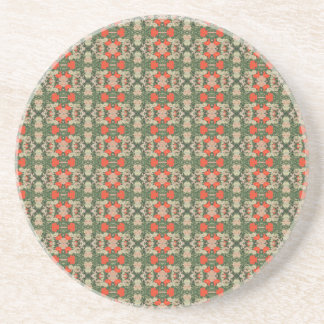 Flowers from Japan Coaster