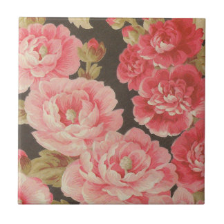 Flowers from Russia Tile