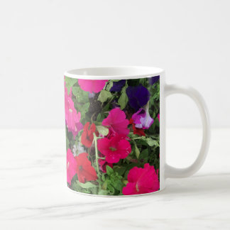 Flowers from the Garden, customizeable Coffee Mug