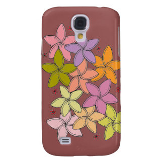 Flowers Galaxy S4 Covers