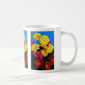 Flowers, Gerbera daisies Coffee Mug