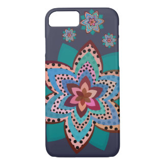 Flowers gone wild iPhone 7 case