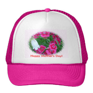 Flowers, Happy Mother's Day! Hats