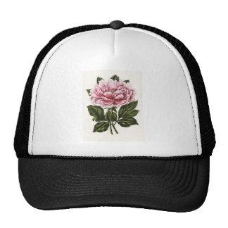 Flowers Mesh Hats