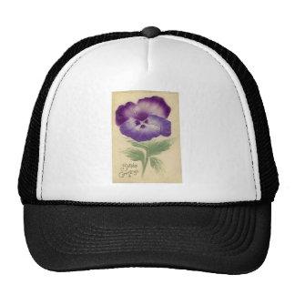 Flowers Trucker Hat