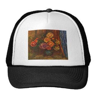 Flowers Trucker Hats