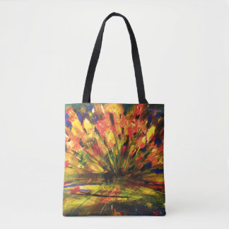 Flowers - Impression Tote Bag