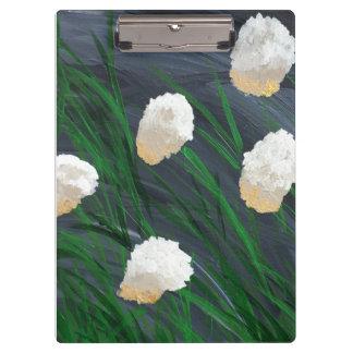Flowers in a Storm II Clipboard