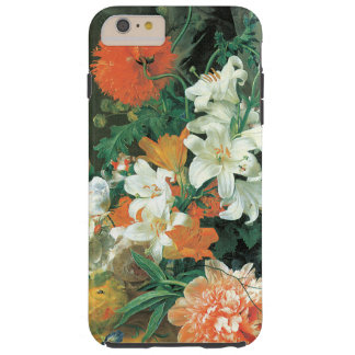Flowers in a Terra Cotta Vase Tough iPhone 6 Plus Case