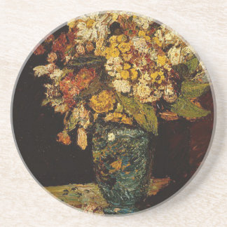 Flowers in a Vase Coaster