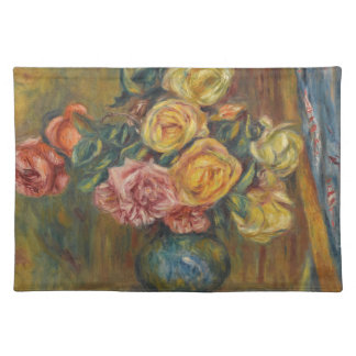 Flowers in a Vase Placemat