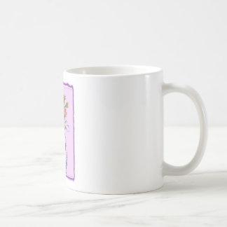 Flowers in Hand Coffee Mug