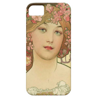 Flowers in her Hair Barely There iPhone 5 Case