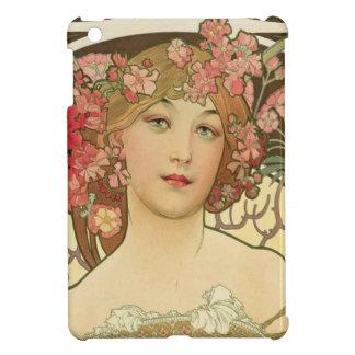 Flowers in her Hair iPad Mini Covers