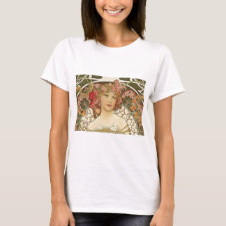 Flowers in her Hair T-Shirt
