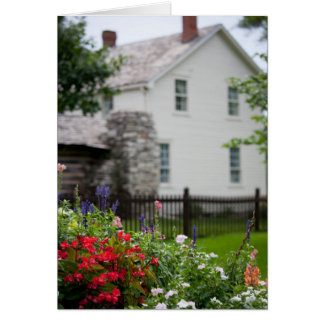 Flowers in Nauvoo Card