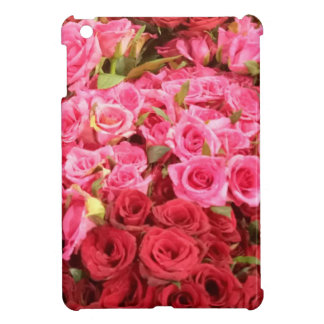 Flowers in the Philippines, pink and red roses iPad Mini Case
