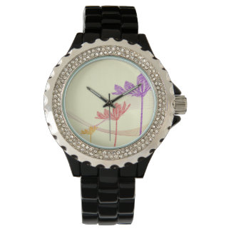 Flowers in the Sand Watch