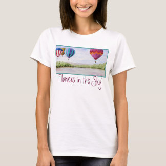 'Flowers in the Sky' Casual Top