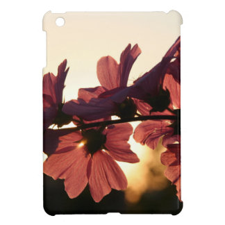 Flowers in the Sunset Case For The iPad Mini