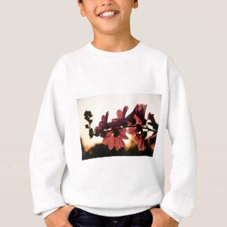 Flowers in the Sunset Sweatshirt