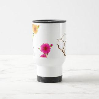 Flowers in Vases Coffee Mugs