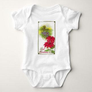 Flowers Infant Creeper