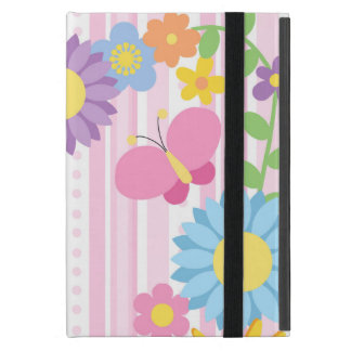 Flowers iPad Mini Case