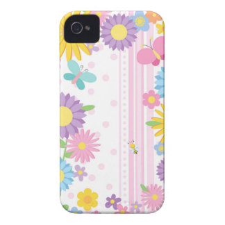 Flowers iPhone 4 Case