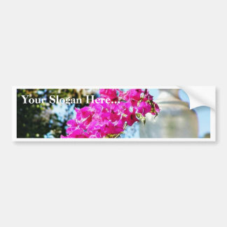 Flowers Lamps Posts Lights Bumper Stickers