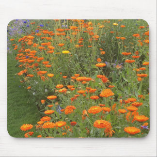 Flowers Mause Mat Mouse Pad