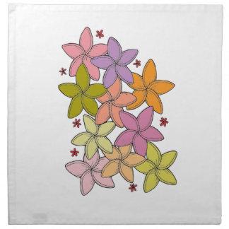 Flowers Napkin