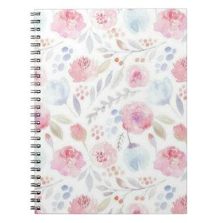 Flowers Notebooks
