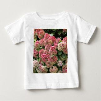Flowers of a French hydrangea (Hydrangea macrophyl Baby T-Shirt