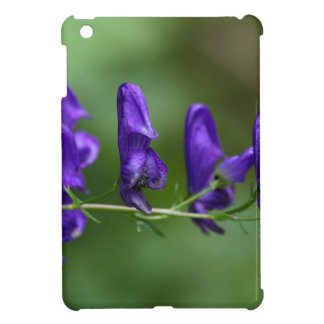 Flowers of an Akonite (Aconitum variegatum) Case For The iPad Mini