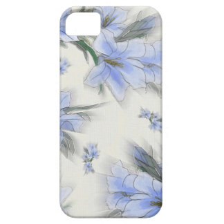 Flowers of Blue iPhone 5 Case
