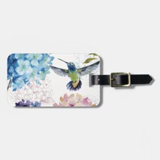 Flowers of Spring Luggage Tag
